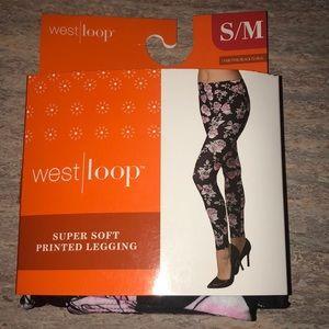 NEW Floral Leggings